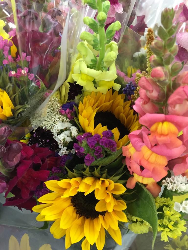 greenhouse bouquet