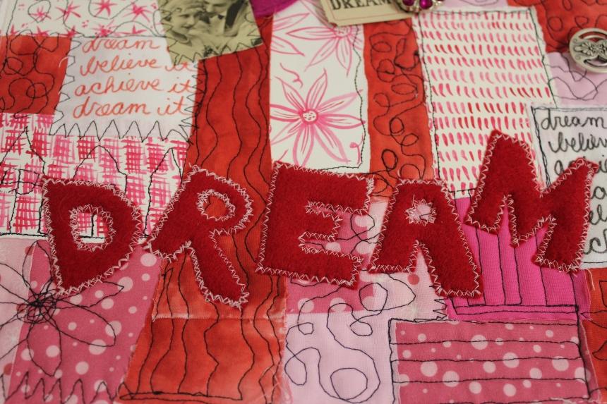 stitched dream
