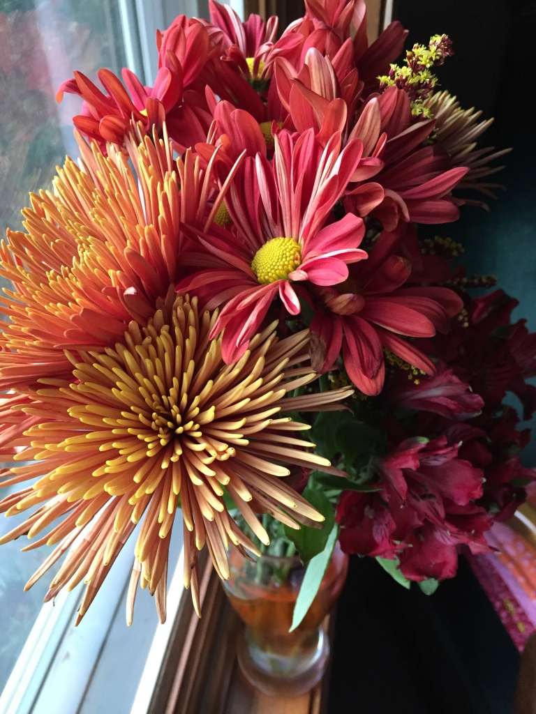 fresh cut flowers for fall
