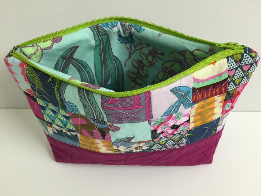 patchwork bag Anna Maria Horner Pretty Potent