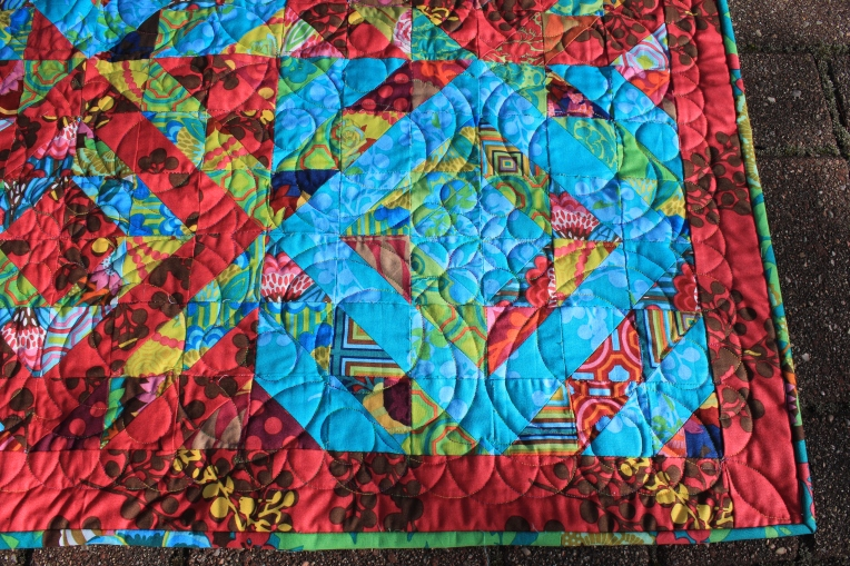 garden party quilting