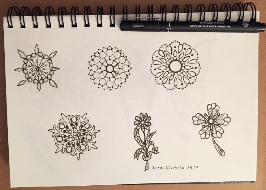 sketchbook brooches