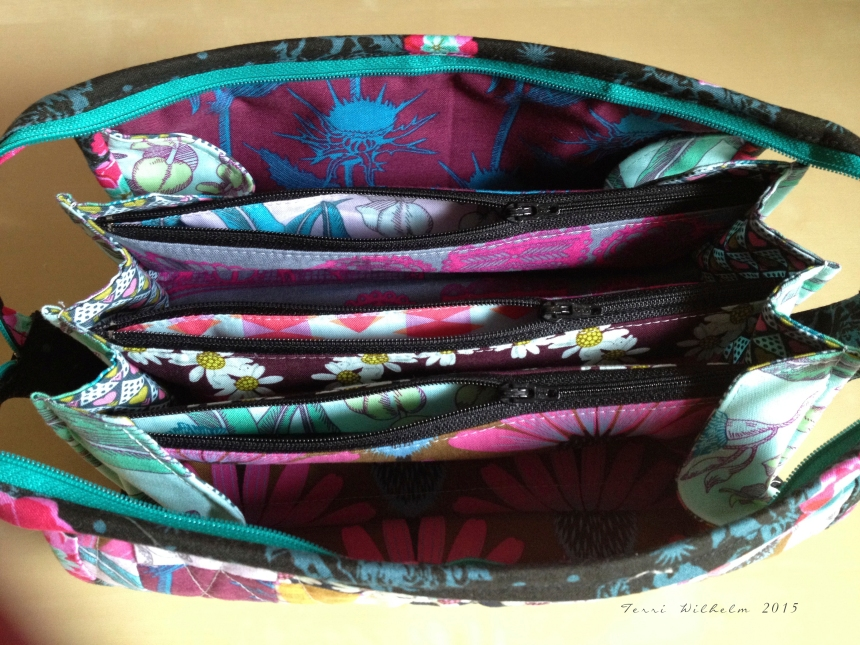 my bag inside