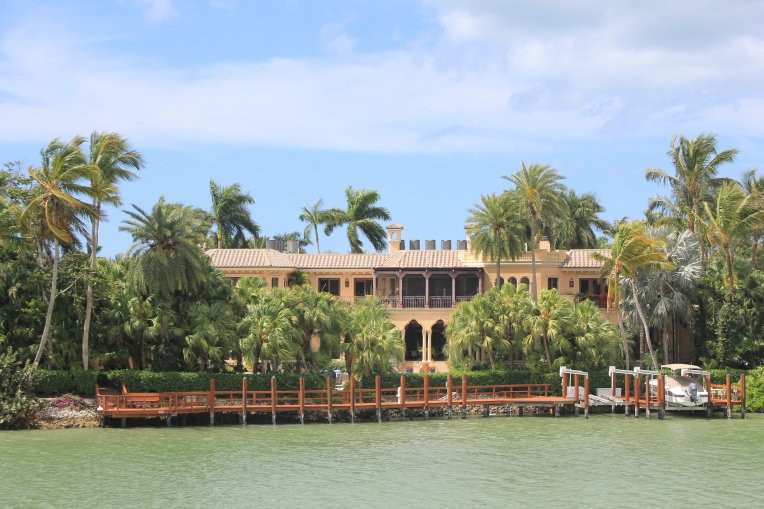 mansion on Gordon River, Naples