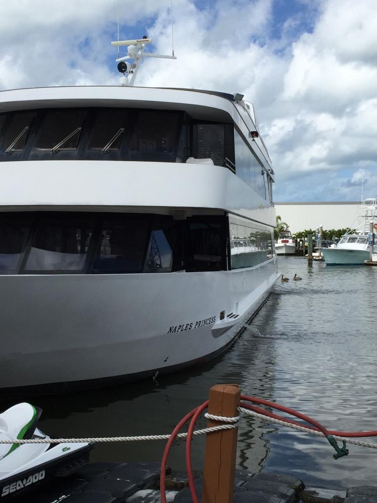 Naples Princess boat ride