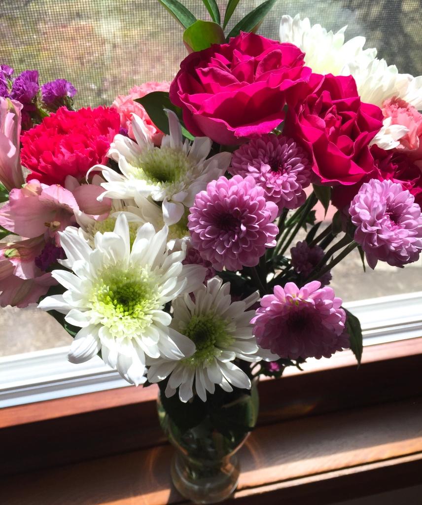 fresh cut flowers for April 6