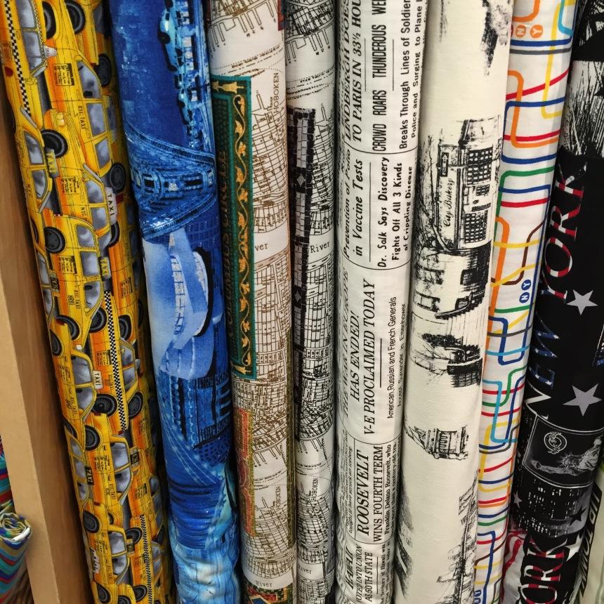 city quilter NYC fabrics