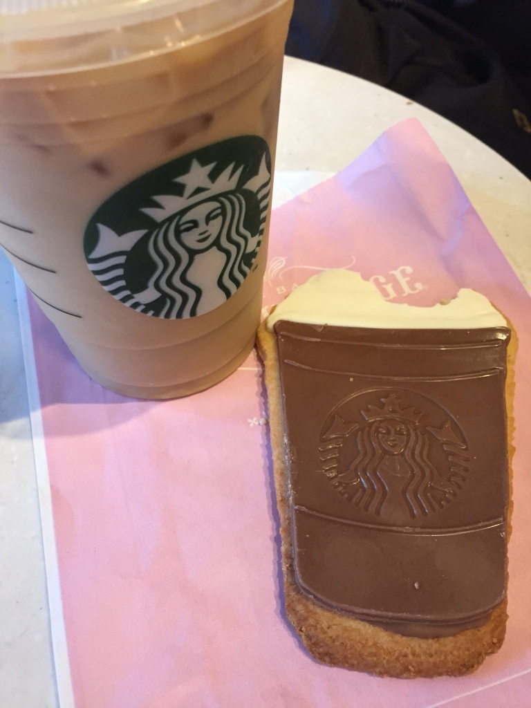 starbucks treat