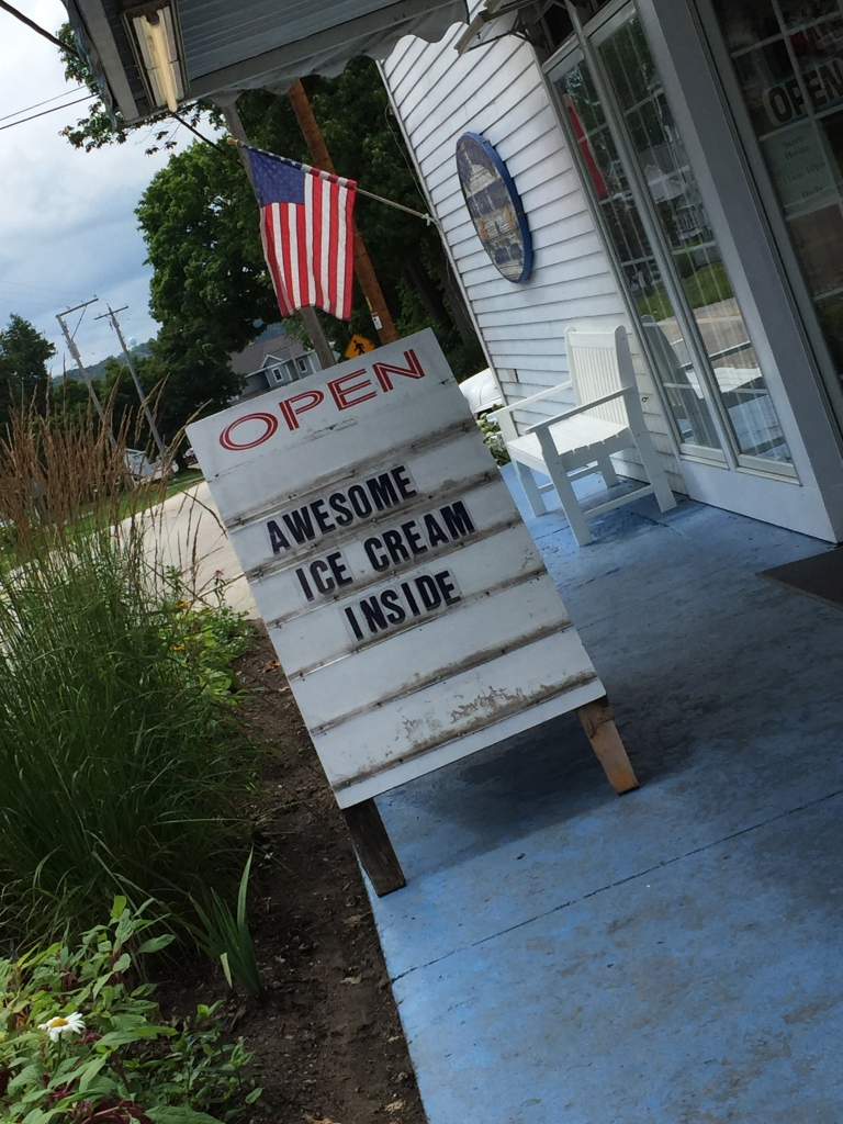 door county ice cream factory