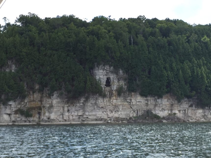 door county bluffs