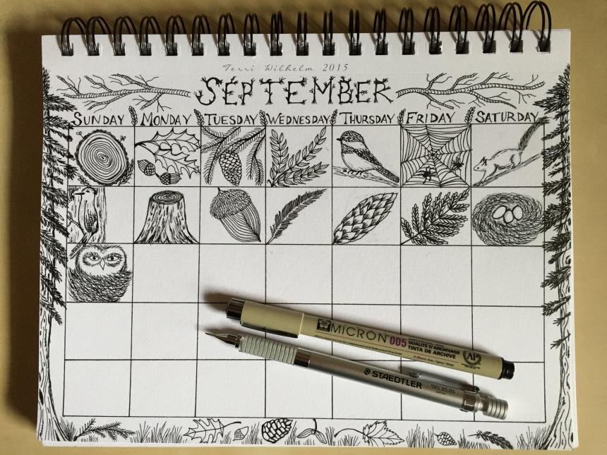 sketchbook september to 9-13