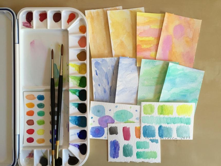 Art Cards Week 3 prep